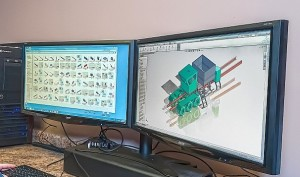 Computer Aided Industrial and Mechanical Design in Grande Prairie