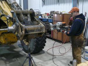 Forestry Manufacturing, Maintenance and Repair Services