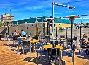shark club patio grade prairie