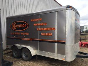 Kaymor trailer