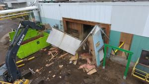 demolition kaymor