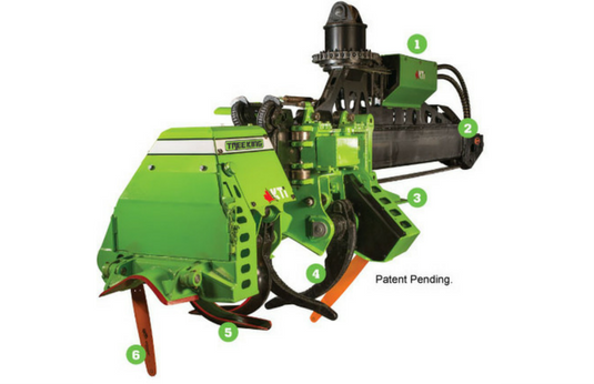 KTI Treeking | Tree Logging Equipment | Forestry Machinery